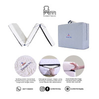 Olympic Kasur Lipat / Kasur Busa / Dream Bag/ Travel Bed Lipat Olympic