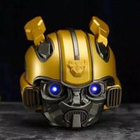 Speaker Bluetooth Karakter Transformers bumblebee Super Hero iron man