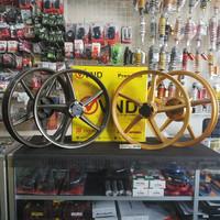 Velg racing Jupiter Z Vnd 140 160 ring 17 Velg Racing Vnd Jupiter