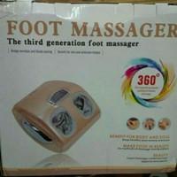 Foot dream massage 3D / pijat kaki shiatsu 3d