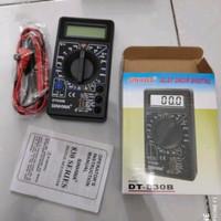 Avometer Digital Sanwa DT830B multitester multimeter Avo meter