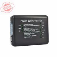 PSU ATX SATA HDD Power Supply Tester Digital Dengan Indikator