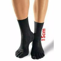 Kaos Kaki casual Kantor 5 Jari Anti Bau / Kaos kaki pria - wanita