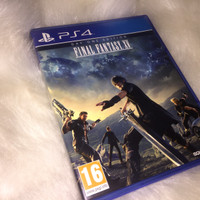 Final Fantasy XV Day One Edition PS4 Bluray Disc (Reg 2)