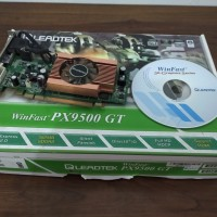 Leadtek Winfast NVIDIA GeForce 9500 GT 512 MB PCI-E 128 bit