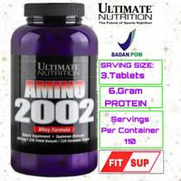 AMINO 2002 330 tab Ultimate Nutrition Amino 2002