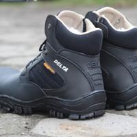 sepatu safety delta kerja lapangan