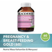 Blackmores pregnancy & breastfeeding gold isi 60 tab