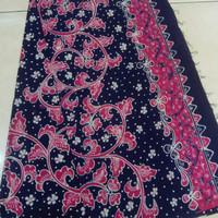 batik tulis Lasem motif melatian