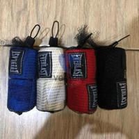 Handwrap Boxing Everlast Bandage Bendit Boxing MMA - Merah