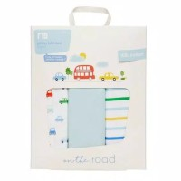 PROMO!! Mothercare On the Road Jersey Blanket - Selimut Bayi