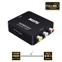 Konverter HDMI To RCA ( AV ) Adapter - 649643