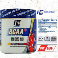 BCAA RC 30 serving Bcaa Xs Powder 2:1:1 Fitness Recovery