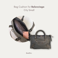 Bag cushion balenciaga city small