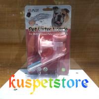 Botol Minum Anjing Ras Sedang - Herchy Pet Water Nozzle Medium H569