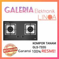 PROMO KOMPOR TANAM 2 TUNGKU LINEA by TEKA GLS732G GLS 732G