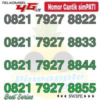 Nomor Cantik Simpati telkomsel 4G LTE seri aabb murah
