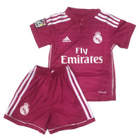 Jersey Bola Real Madrid KIDS Away 2014/15 GO