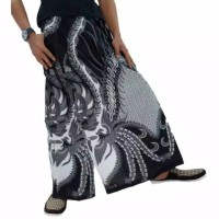 celana sarung batik jumbo moderen - Motif 9, Jumbo