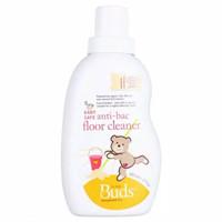 Buds Baby Safe Anti-Bac Floor Cleaner 600 ml - Pembersih Lantai