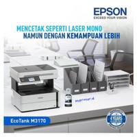PRINTER EPSON M3170 INKJET MONOCHROME
