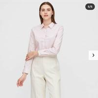 Uni*lo longsleeve stripe shirt