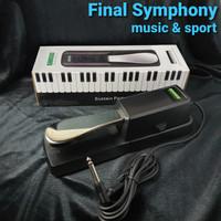 pedal sustain keyboard GNOSIS untuk semua keyboard