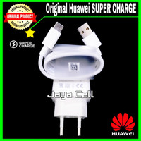 Charger Huawei Mate 10 Mate 10 Pro Original 100% Super Charge USB C