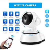 Smart Camera Wifi V380 Q6 HD1080P Wireles Mini IP CCTV Phone Audio