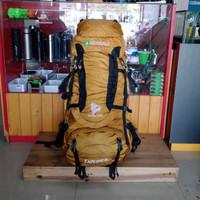 Tas Carrier Consina Explorer 75+10L Kuning