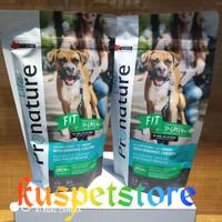 Makanan Anjing/ Dogfood PRONATURE LIFE Fit Green Chicken 340 gram