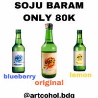 BARAM ORIGINAL BLUEBERRY