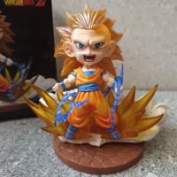 Action Figure Dragon Ball Goku Super Saiyan 3 Statue