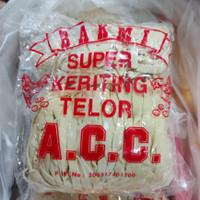 Bakmi Lebar Super Keriting Telor ACC /Pack