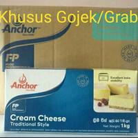 Cream Cheese / Keju Krim Anchor 1 kg