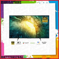 SONY LED TV KD 55X7500H - ANDROID TV 55 INCH KD 55X7500H