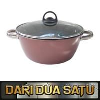 Panci Teflon Soup Pot Sup 26 cm