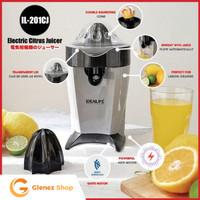 Alat Peras Pemeras Jeruk Elektrik Citrus Juicer Idealife IL201CJ