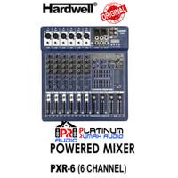 Power Mixer HARDWELL PXR6 / PXR 6 ORIGINAL USB Bluetooth Recording !!!