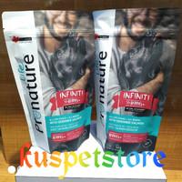 Makanan Anjing/Dogfood PRONATURE LIFE Infiniti Berries Salmon 340 gram