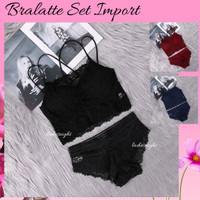 Bralette Set Bralatte Braset Bikini Import Lingerie