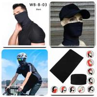 Maker Sepeda/Masker motor/Masker Corona Korona/Masker Kain