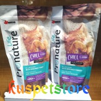 Makanan Kucing/ Catfood PRONATURE LIFE Chill Harmony Turkey 340 gram