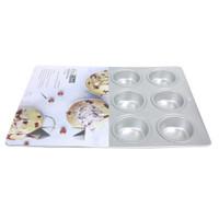 Loyang Kue Muffin 12 Cup Merk Krischef Original