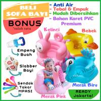 Promo Sofa Angin Anak untuk Bayi Belajar Duduk Kursi Makan Mandi Bayi