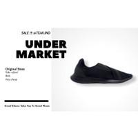 sepatu sneakers pria piero aora flex black