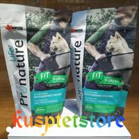 Makanan Kucing/ Catfood PRONATURE LIFE Fit Green Chicken 340 gram