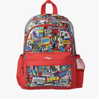 Smiggle Backpack Junior Pow Jubah Tas Ransel Anak Original Asli Sale