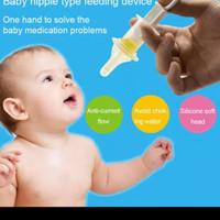 Pipet DOT Pemberi Susu / Obat Bayi / Makanan Medicine Baby Milk Feeder