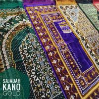 Sajadah Turki High Quality - Kano Gold (100% Asli)